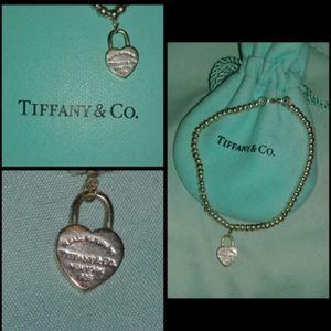 Return to Tiffany's Mini heart beaded bracelet